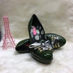 Betsey Johnson Lace-up Heels